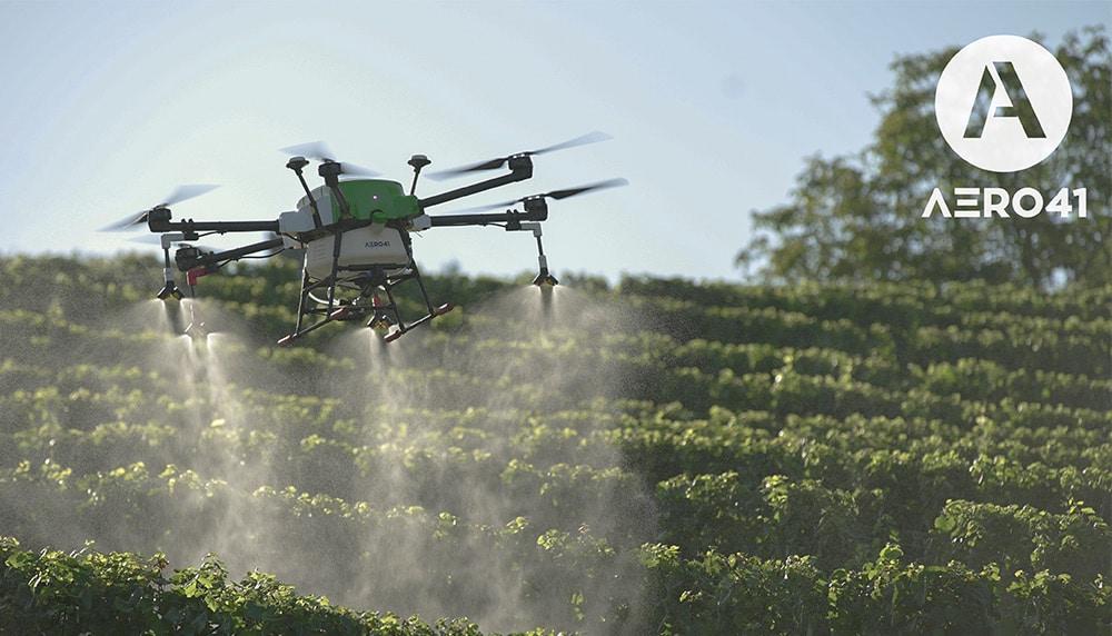 Aero41 drone