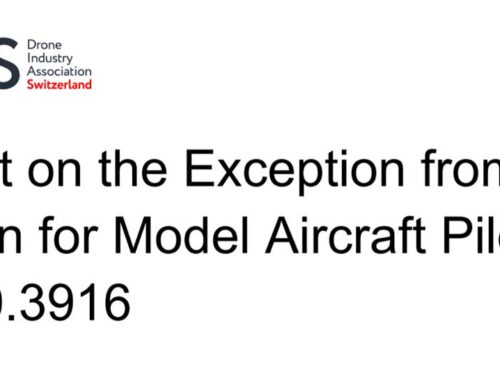 Statement on the Exception from EU Regulation for Model Aircraft Pilots