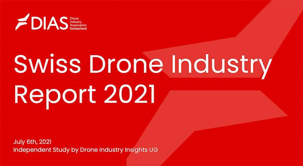 1st Swiss Drone Industry Report